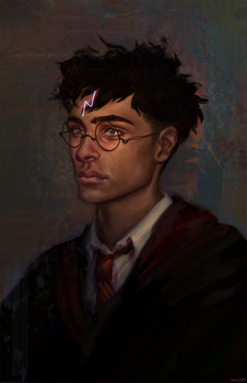 Harry by lou2209