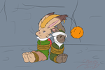Moogle Brothers Tied Up by ChaosGreiga