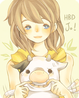 HBD Jo! by Xaferis