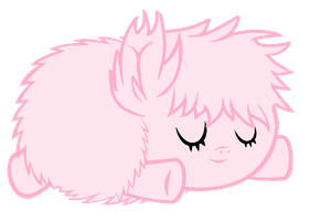 Baby Fluffle Puff by Cherryblossom135
