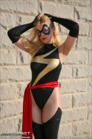 Ms Marvel: Giving you that look by EccentricCasey