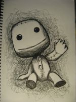 Sackboy by SeanTheSackBoy