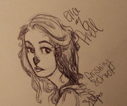 Ella of Frell by Hopeiscomingforme