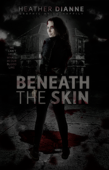Book Cover 032 - Beneath The Skin by sohappilyart