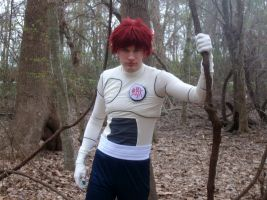 Cosplay: Sasori of the Red Sand by SonicRTR