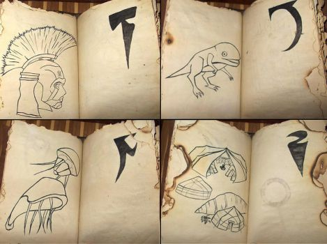 ABC's for Morrowind Fans(2) by LoveryLine