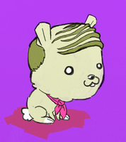 bunny combover by I-like-Dirt