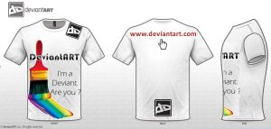 I'm a Deviant.Are you ? by RenginMelis