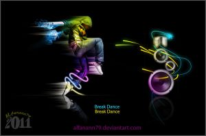Break Dance by alfanann79
