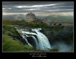 Ruins of Peace by delarmedia