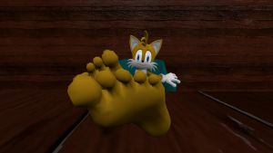 Tails relaxing 3 by hectorlongshot