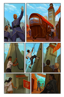 Clockwork Angels Issue 4 Page 2 by NickRoblesArt
