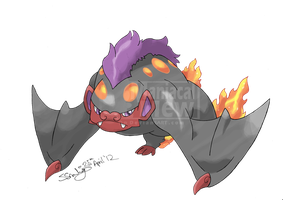 Flambat by ManiacalMew