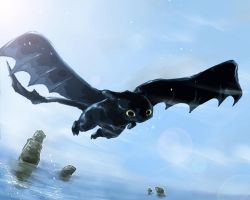 toothless by starsalad