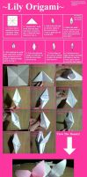 Lily Origami by dmusso1989