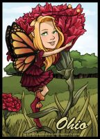 35. State Fairy- Ohio by MelissaDalton
