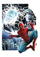 Spiderman by DivinImpero