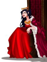 Queen of Hearts by BoffieXD
