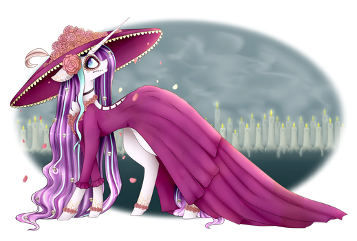 Magical Catrina by MagicalBrownie