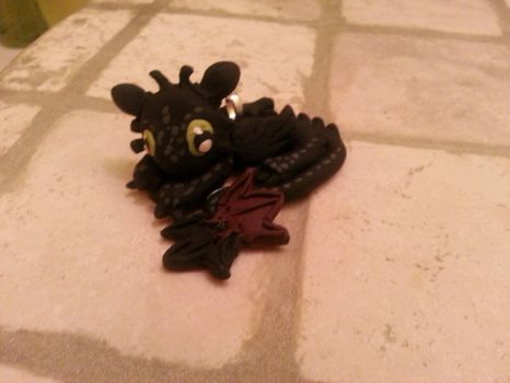Toothless made by ScoopGirl by ScoopGirl