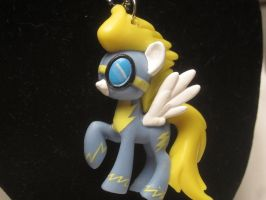 My Little Pony Wonderbolts Necklace by colbyjackchz