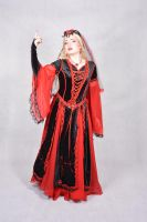 STOCK - Persian Gothic Dancer by Apsara-Stock