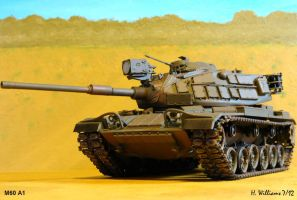 M60 A1 Left by 12jack12