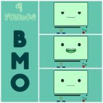 BMO Wallpaper by Jii91