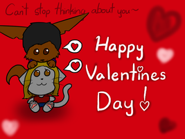 Valentines Day 2012 by VedtheFlameDevil