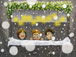 First snow by yuminica