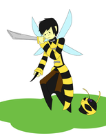 Bee Contest Entry by AskPrinceAnarchy