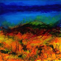 Autumn's Foliage by peggymintun