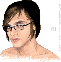 Mikey Way by Just-A-Breathmint