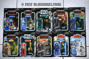 Star Wars Vintage Haul April 2012 by aliasangel2005