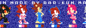All Dem 8-bits by Bar-Kun
