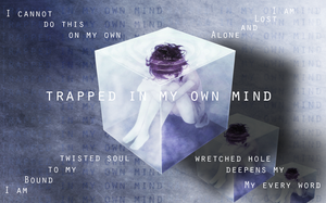 Trapped In My Own Mind by echosoflife