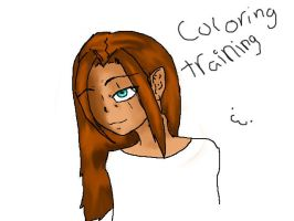 Coloring training by NeF0rFan