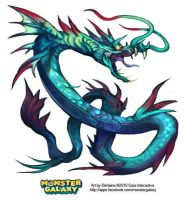 Leviathan by monstergalaxy