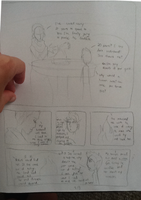 TCM: Process of (OLD) Volume 4 (Pg 13) by LivingAliveCreator