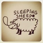 Sleeping Sheep by finanze