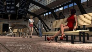 Digital Beauty Series - The Station by Digital-Beauty-Serie