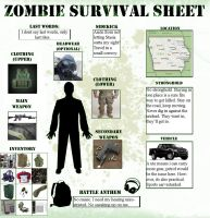 Zombie Survival Guide by FactionFighter