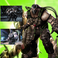 Injustice Bane by BatNight768