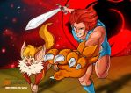 Lion-O - Patreon Reward 1 for September by JazylH