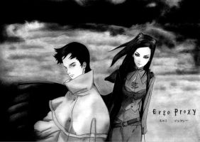 Ergoproxy by AngieElric666