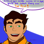 Bolin's pickup line fail by Akhutchison