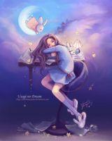Usagi no Dream by StarMasayume