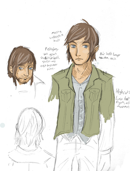 Concept Art: Hoffman by Masked-Meow