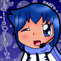 Kaito Icon for TailsOrigins by MimiTheFox