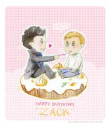 Zack Happy B-Day by amoykid